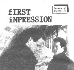 First Impression Freedom Of Expression LP Steve Barry Yves Lamoureux